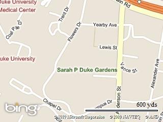 Sarah Duke Garden, Duke Uni., NC