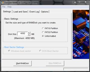 RamDisk_Setup