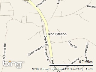Iron Station, NC