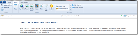 Windows Live Writer Demo 2